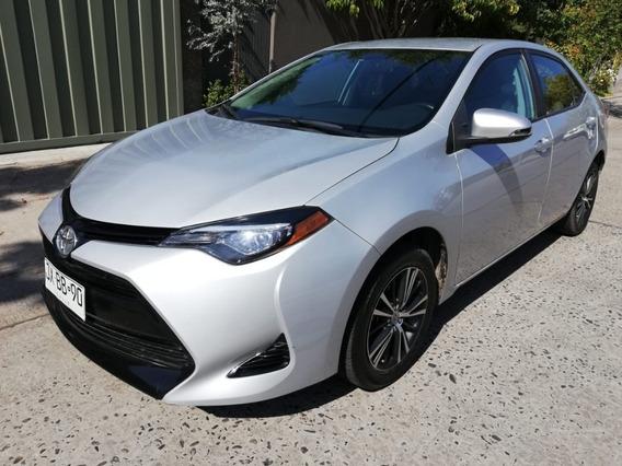 Toyota Corolla 2018 1dueño Caja 6a Oportunidad