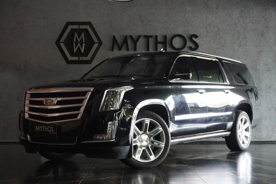 Cadillac Escalade 6.2 Platinum Blindaje 3 Plus 2015
