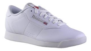 Tenis Reebok Princess Blancos 100% Originales 22 Al 29 Cm