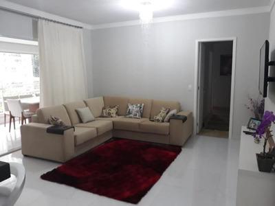 Apartamento Com 3 Dormitórios À Venda, 116 M² - Jardim Santa Mena - Guarulhos/sp - Ap4951