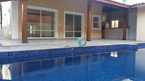 Imagem 1 de 30 de Casa Residencial À Venda, Condominio Manacá, Ribeirão Preto. - Ca0478