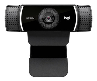 Webcam Logitech C922 Pro Stream Mic Full Hd 1080p Streaming