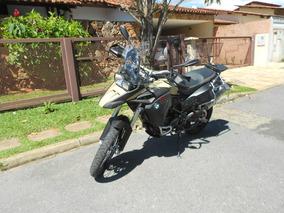 Linda Moto Bmw Gs 800 Adventure Pouco Usada