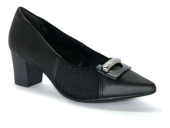 Sapato Scarpin Comfortflex Joanete -1881406