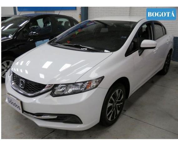 Honda Civic Alw Lx 1.8 Aut 2015 Igz260