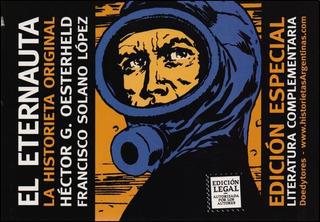 El Eternauta - Hector G. Oesterheld / Solano Lopez