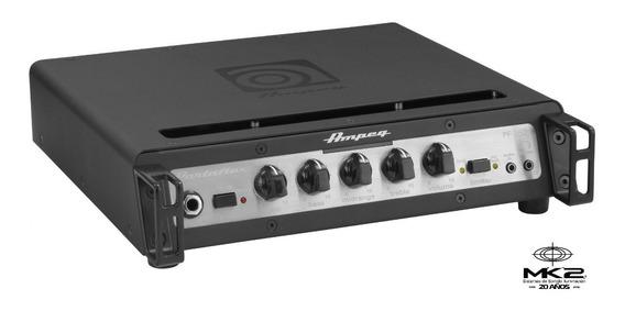 Ampeg Portaflex Series Pf-350 Cabezal Para Bajo 350w 4ohms