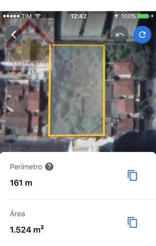 Terreno A Venda No Bairro Vila São José Em Guarulhos - Sp.  - 901-1