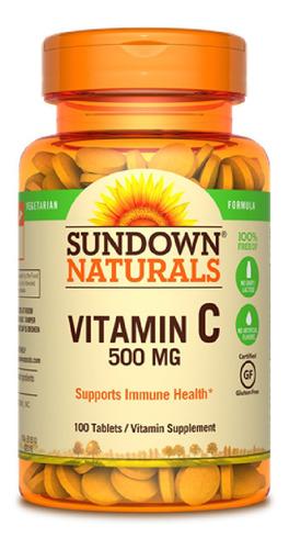 Sundown Naturals Vitamina C 100cc