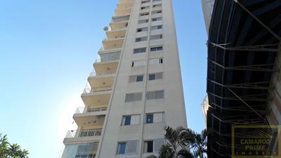 Apartamento Com 132 Metros, 3 Dormitórios, Terraço, Na Vila Madalena! - Eb85378