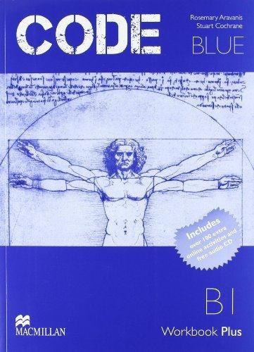 Code Blue B1 Wbk Plus Pack