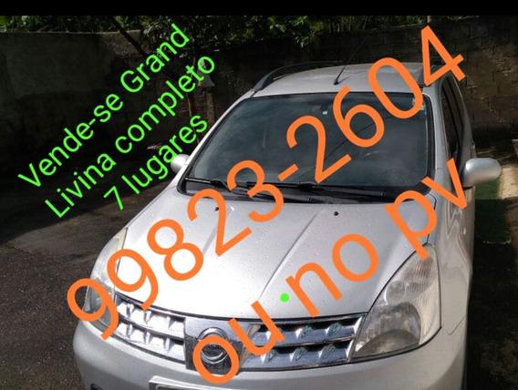 Nissan Grand Livina 1.8 Sl Flex 5p 2010