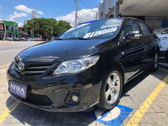 Toyota Corolla Xei 2.0 Flex 16v Aut. - Preto - 2012