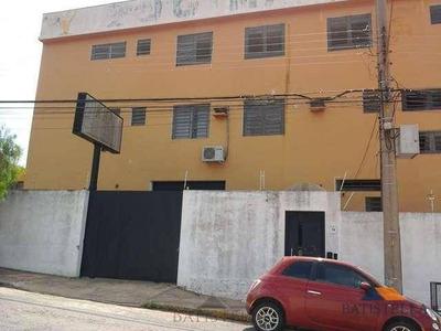 Salão Comercial Para Locação, Vila Cristóvam, Limeira. - Sl0021