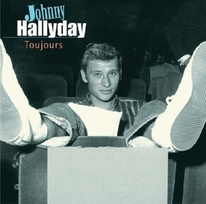 Toujours - Hallyday Johnny (vinilo)