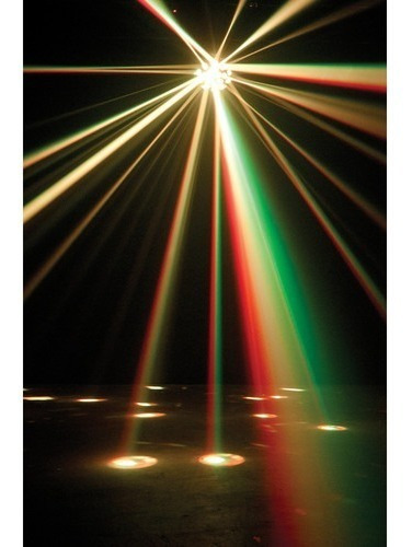 Iluminacion American Dj Vertigo Hex Led Moonflower Nuevo Vv4