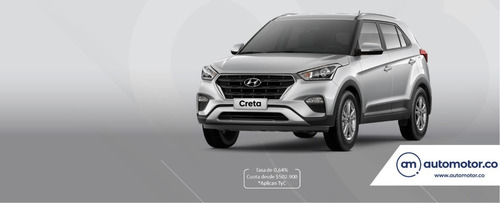 Imagen 1 de 10 de Hyundai Creta Premium 2022