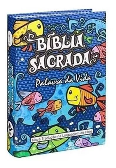 Bíblia Sagrada Palavra Da Vida Linguagem De Hoje