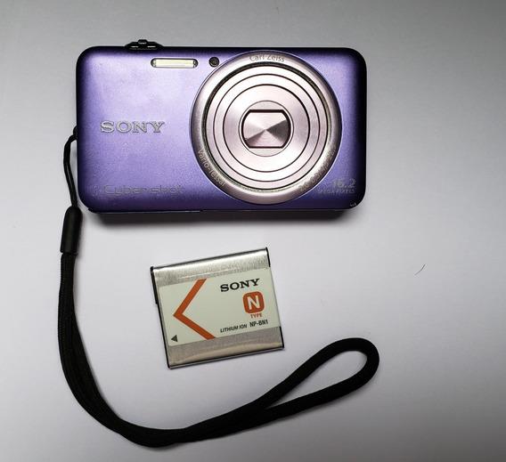 Câmera Sony Cyber Shot Dsc-wx7 16.2mp + Cartão Sd 4gb