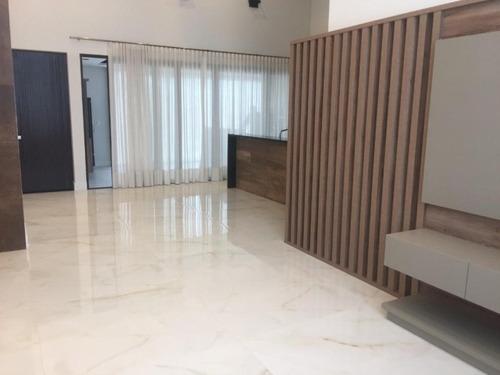 Casa Com 3 Dormitórios À Venda, 233 M² Por R$ 1.820.000 - Alphaville Nova Esplanada Iii - Votorantim/sp, Próximo Ao Shopping Iguatemi. - Ca0046 - 67640789
