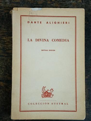 La Divina Comedia * Dante Alighieri * Espasa Calpe *