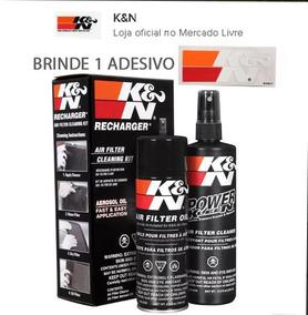 Kit Limpeza Filtro De Ar Kn K&n Squeeze 99-5000 Novo Aerosol