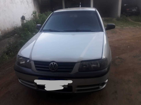 Volkswagen Gol 1.6 Power 4p 2003