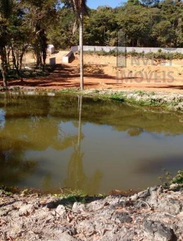 Imagem 1 de 11 de Cód 3211 - Belíssimo Terreno Com Lago  Localizado Em Região  - 3211