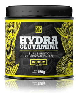 Hydra Glutamina 150g Iridium Labs Original