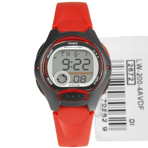 Relógio Casio - Lw-200-4avdf