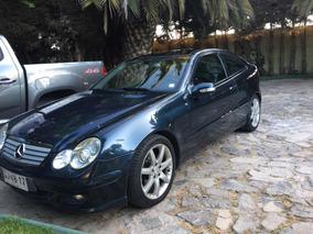 Mercedes-benz C 200 Coupe Sport Evolution