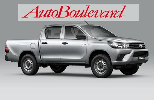 Toyota Hilux 2.7 D.cab. Dx 2021. Financiación Bancaria!!