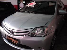 Toyota Etios Hatch X 1.3 2016 49000km $33990,00 Completo