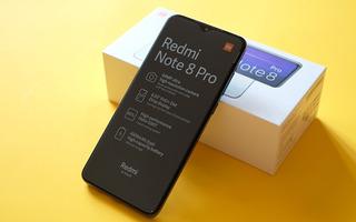 Xiaomi Redmi Note 8 Pro 64gb 6gb Ram - Funda - Envío Gratis