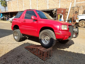Chevrolet Tracker Convertible 4x4 At 1999