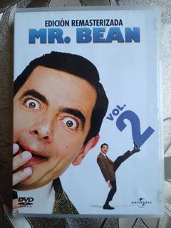Dvd Mr Bean Vol 2 Programa De Tv (1993)