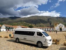 Alquiler Vans Camionetas De 14 Y 19 Pasajeros, Full Equipo