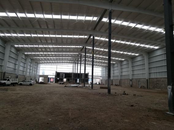 Bodega Nueva En Renta En Parque Industrial Siglo 21