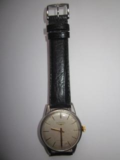 Reloj Longines 30l 17 Jewels, Original - Fabricado En Suiza