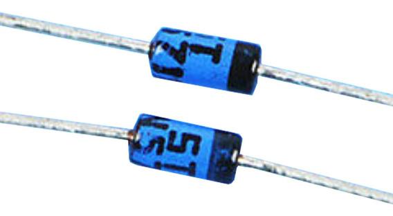 6 Diodo 1n5711 Diodo Schottky 15ma 70 Volts Do-35 Uhf / Vhf