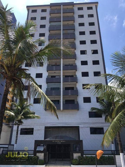Entrada R$ 46 Mil E Saldo Super Facilitado! Apartamento Com 1 Dormitório, 66 M² Por R$ 230.000 - Jardim Marina - Mongaguá/sp - Ap1017