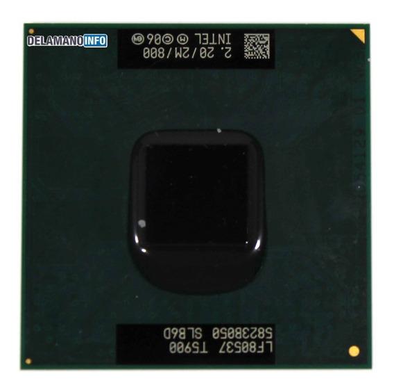 Processador Intel Core2duo T5900 Sl9vp (2m 2.00ghz) (11273)