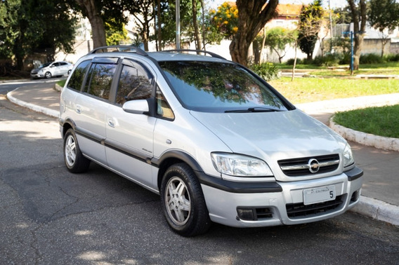 Chevrolet Zafira 2.0 Mpfi Elegance Flex Automática