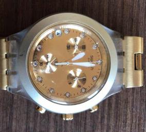 Relógio Swatch Original Full Blooded