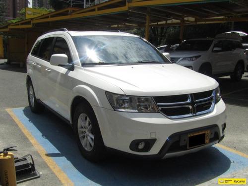 Dodge Journey 3.6 Sxt Fl