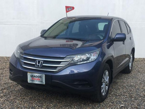 Honda Cr-v City 2012 4x2 Azul , Excelente Estado