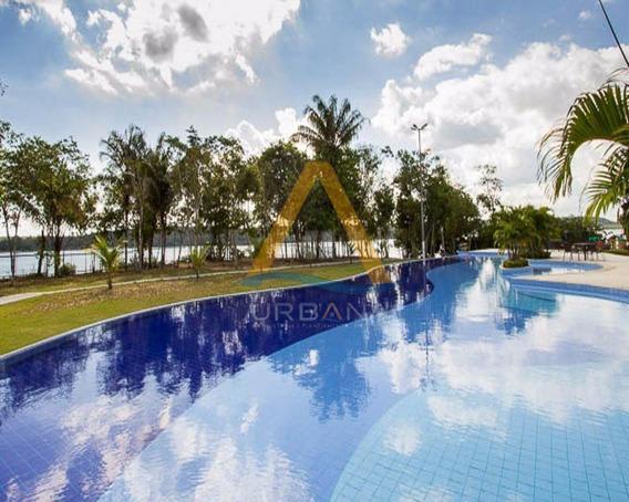 Lote 800 M² Praia Dos Passarinhos, Plano E Próximo Ao Club, Ponta Negra, Manaus / Am. - Te00096 - 4460013