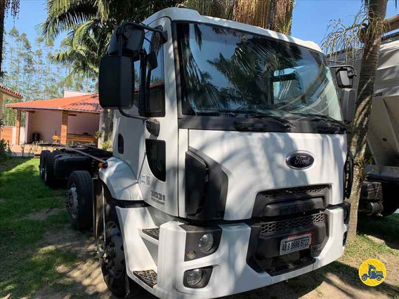 Caminhao Ford 3031 2019 Chassis