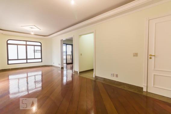 Apartamento Para Aluguel - Vila Rosália, 4 Quartos, 200 - 892849566