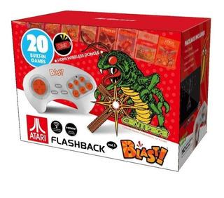 Atari Flashback Blast! Vol. 1 Console Centipede 20 Games